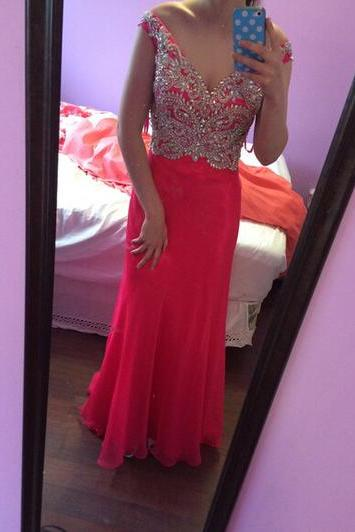 Prom Dress,Red Prom Dress,Sexy Prom Dresses,Off the Shoulder Prom Dresses,Sleeveless Prom Dress,Long Evening Dress,Sexy Formal Dress,Beaded Prom Dresses,Women Party Gowns